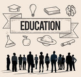 Education Learning Ideas Study Knowledge Concept Royalty Free Stock Photography