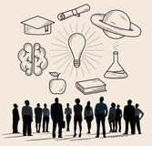 Education Learning Ideas Study Knowledge Concept Royalty Free Stock Images