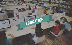 Education Learning School Study Intelligence Concept Stock Images