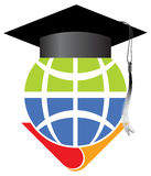 Education logo stock photos