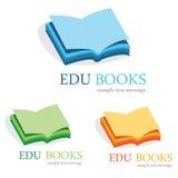Education Logo. Education,books logo symbol illustration Stock Photography