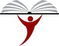Education logo Royalty Free Stock Photos