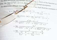 Education maths Stock Photos