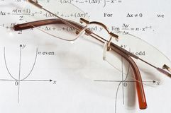 Education maths stock photo