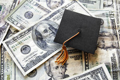 Education money Stock Photos