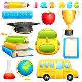 Education Object Royalty Free Stock Image