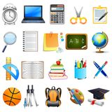 Education Object. Easy to edit vector illustration of education object icon vector illustration