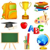 Education Object Royalty Free Stock Photography