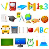 Education Object Stock Photography