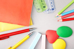 Education objects Royalty Free Stock Photography