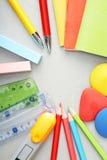 Education objects Royalty Free Stock Photos