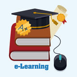 Education online. Stock Photography