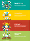 Education, online education, professional Stock Photo