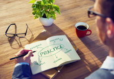 Education Perfection Success Study Knowledge Concept Royalty Free Stock Photography
