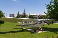 Education Plane Royalty Free Stock Image
