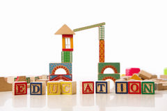 Education for pre school concept Stock Photo