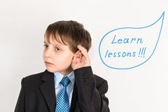 Education problems Stock Photography