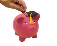 Education Savings Stock Image