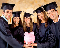 Education savings Royalty Free Stock Image