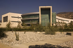 Education School at CSU San Bernardino Stock Image