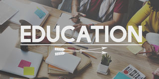 Education School Studies Learning Concept Stock Images