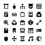 Education and School Vector Icons 6 Stock Photos