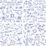 Education. Seamless  backgrounds Stock Photos