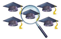 Education Search Royalty Free Stock Photos