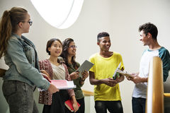 Education Students People Knowledge Concept. Education Students People Knowledge Learning Royalty Free Stock Photos
