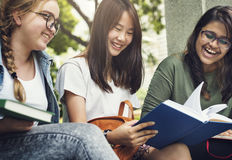 Education Students People Knowledge Concept Royalty Free Stock Photo