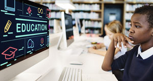 Education Study Learning Science Knowledge Concept stock photography
