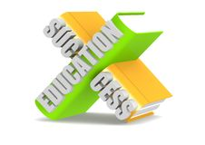 Education success Royalty Free Stock Photos