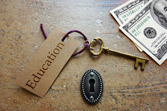 Education success Royalty Free Stock Images
