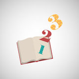 education supplies back to school Royalty Free Stock Photos