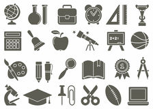 Education symbols Stock Photos