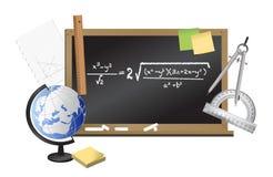 Education Symbols Royalty Free Stock Images