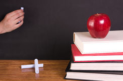 Education and technology. Concept of Education and technology Royalty Free Stock Photos
