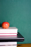 Education and technology concept. An Education and technology concept Royalty Free Stock Photos