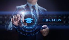 Education technology E-learning Online Training Webinar Seminar Knowledge Business Personal Development. royalty free illustration