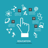 Education template Stock Photos