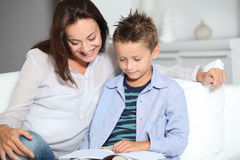 Education time Stock Images