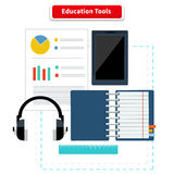Education Tools Stock Photo