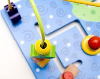 Education toy Stock Photography