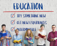 Education Try Something New Development Concept Royalty Free Stock Images