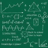 Education vector doodles Stock Image