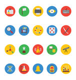 Education Vector Icons 7. Return to school with these education icons. You'll love using these icons for your school, college, learning and related royalty free stock photos