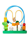 Education wooden toy Royalty Free Stock Photo