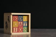 Education word Stock Photos