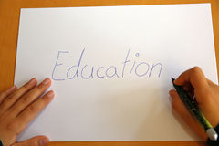 Education Royalty Free Stock Image