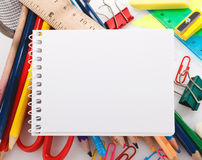 Educational accessories Stock Image